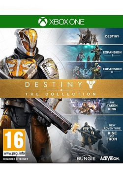 Xbox One: Destiny: The Complete Col...