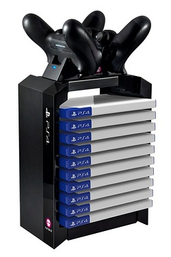 PS4 Official Games Tower