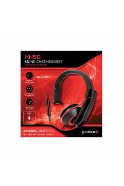 Gioteck XH-100 Wired Mono Headset