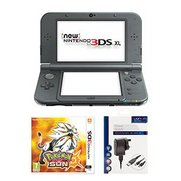 New Nintendo 3DS XL + Pokémon Sun +...