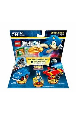 LEGO Dimensions Level Pack - Sonic ...