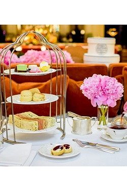Afternoon Tea For Two At Park Lane ...