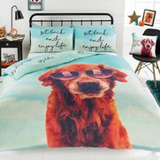 Its A Dogs Life Duvet Set