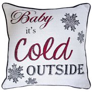 Baby Its Cold Outside Cushion