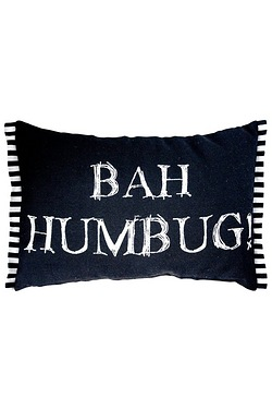 Bah Humbug Cushion