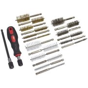 20 Piece Wire Brush Cleaning Kit