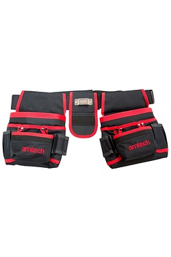 Am-Tech Double Tool & Nail Pouch
