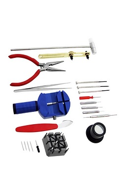 21 Piece Watch Repair Tool Kit