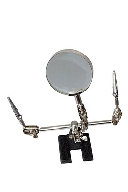 60mm Helping Hand Magnifying Glass