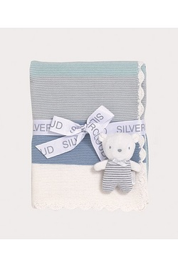 Blanket & Bear Gift Set