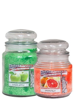 Apple & Grapefruit Jar Candles - Tw...