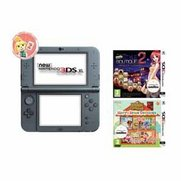 New Nintendo Black 3DS XL + New Sty...