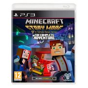 PS3: Minecraft Story Mode: The Comp...