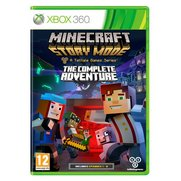 Xbox 360: Minecraft Story Mode: The...