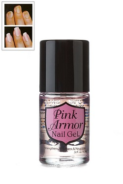 Pink Armor Strengthening Nail Gel