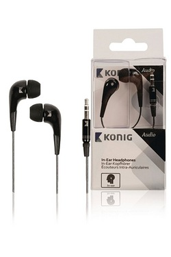 Konig In-Ear Headphones