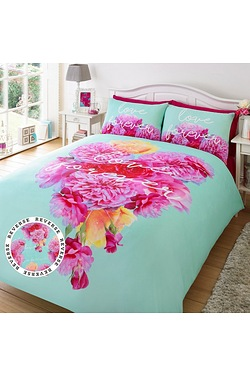 Forever Love Duvet Set