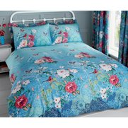 Floral Lace Bedspread