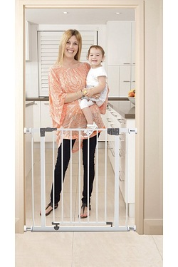 Dreambaby Liberty White Baby Gate