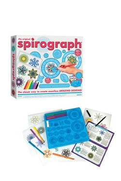 The Original Spirograph Set With Ma...