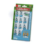 Subbuteo Man City Team Set