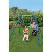 Toddler Swing With Booster Seat