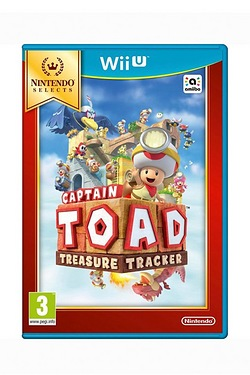 Wii U: Captain Toad Treasure Tracker