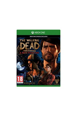 Xbox One: The Walking Dead