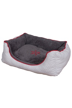 Festive Collection Square Pet Bed
