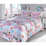 Pretty Pastel Duvet Set