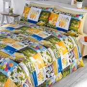Summer Vibe Duvet Set