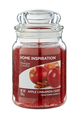 Yankee Candle Large Jar Apple Cinna...