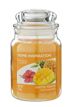 Yankee Candle Large Jar Exotic Fruits