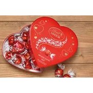 Lindt Lindor Amour Heart Box