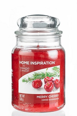 Yankee Candle Large Jar - Merry Cherry