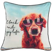 Its A Dogs Life Cushion Cover
