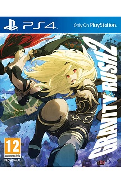PS4: Gravity Rush 2