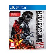 PS4: Metal Gear Solid V: The Defini...