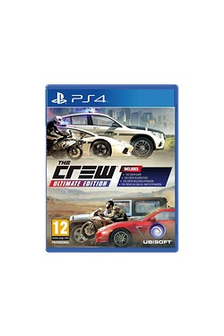 PS4: The Crew Ultimate Edition