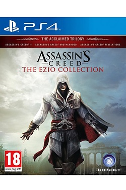 PS4: Assassin's Creed: The Ezio Col...