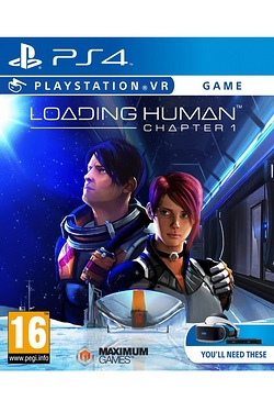 PS VR: Loading Human