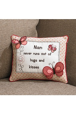 Nan Cushion Butterfly