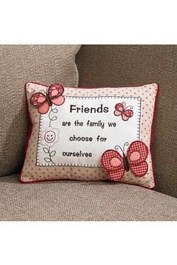 Friend Cushion Butterfly