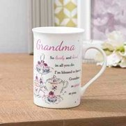 With Love Mug Grandma