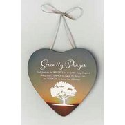 Serenity Prayers Plaque