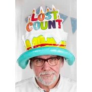 Lost Count Birthday Hat