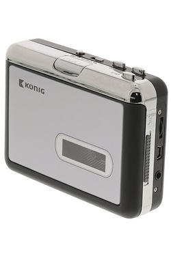 Konig USB Cassette Player