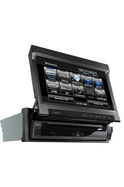 Clarion NZ502E Single Din Sat Nav