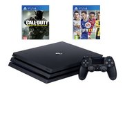 PS4 Pro 1TB Console + Call Of Duty ...