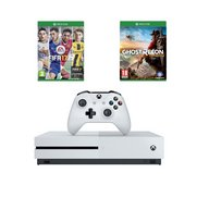 Xbox One S White 500GB Console + Fi...